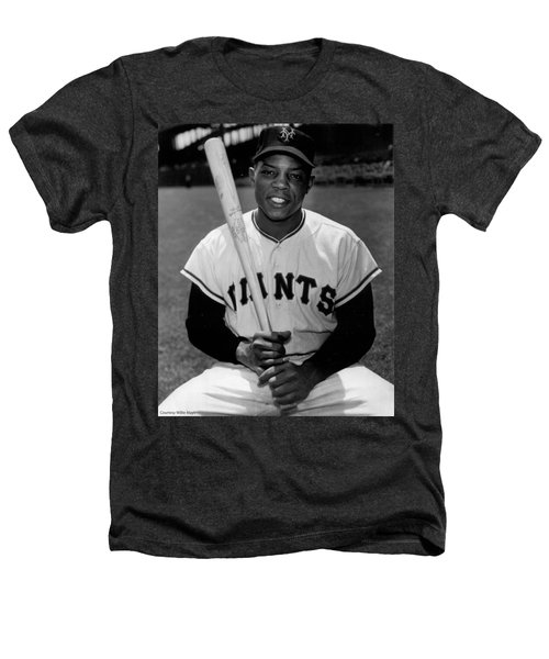 Willie Mays Heathers T-Shirt