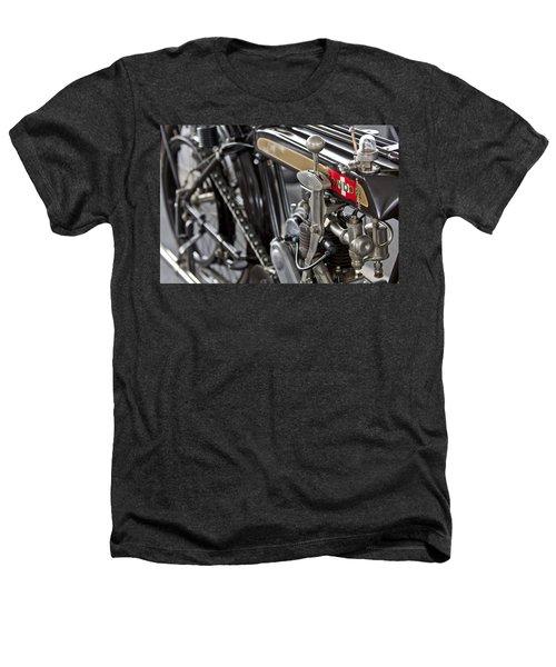 1923 Condor Motorcycle Heathers T-Shirt