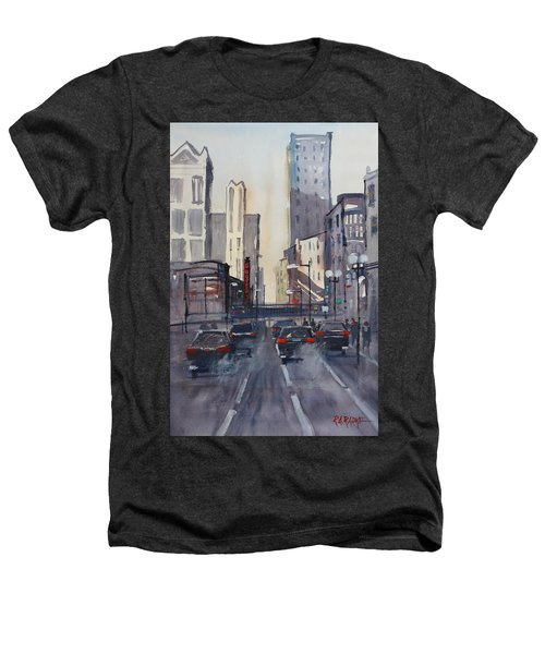 Theatre District - Chicago Heathers T-Shirt by Ryan Radke