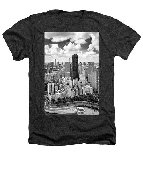 Chicago's Gold Coast Heathers T-Shirt
