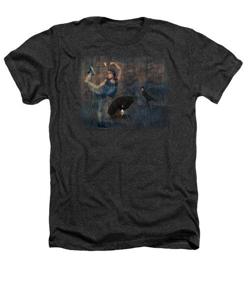Dancing In The Rain Heathers T-Shirt