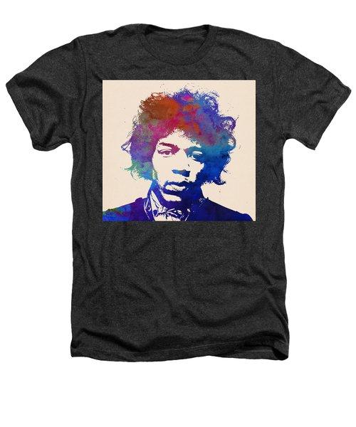 Jimi Hendrix Heathers T-Shirt