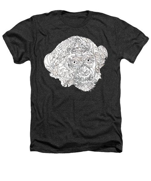 Monkey Heathers T-Shirt by Jacob Hurley