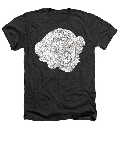 Monkey Heathers T-Shirt