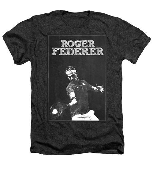 Roger Federer Heathers T-Shirt by Semih Yurdabak