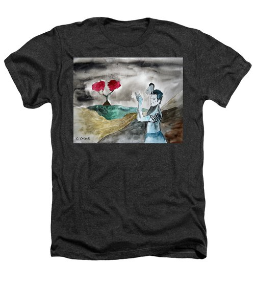 Scott Weiland - Stone Temple Pilots - Music Inspiration Series Heathers T-Shirt by Carol Crisafi