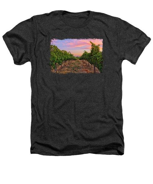 Walla Walla Wine Country Heathers T-Shirt
