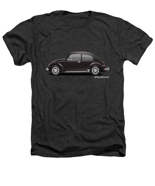 1972 Volkswagen 1300 - Custom Heathers T-Shirt by Ed Jackson