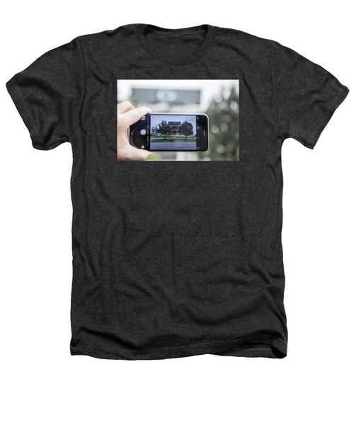 Penn State Beaver Stadium  Heathers T-Shirt