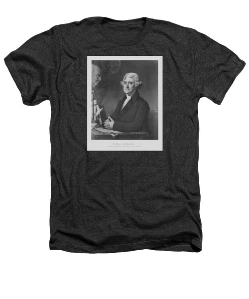 Thomas Jefferson Heathers T-Shirt by War Is Hell Store
