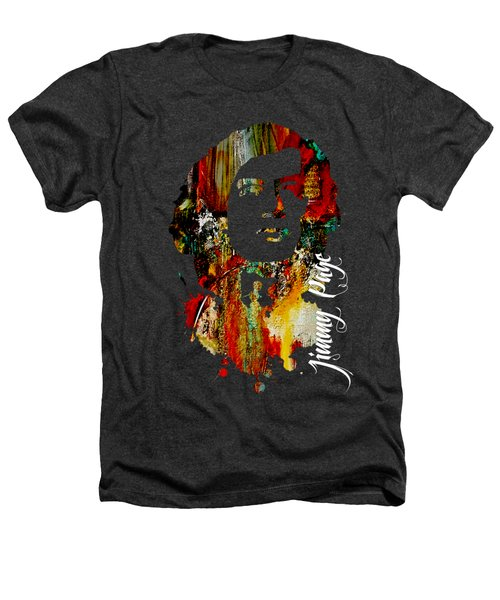 Jimmy Page Collection Heathers T-Shirt