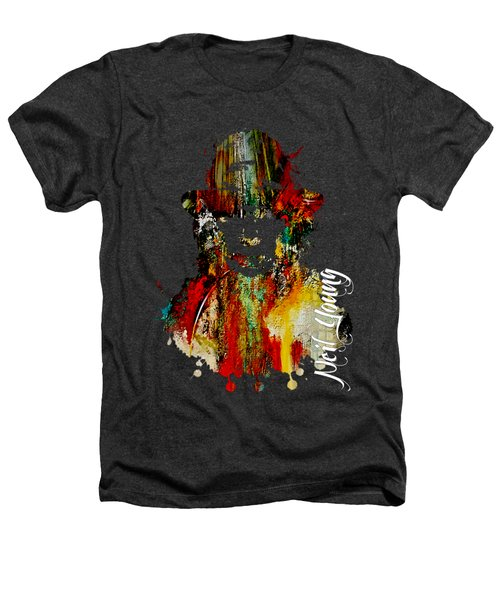 Neil Young Collection Heathers T-Shirt