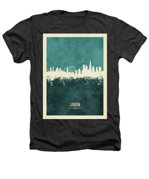 London England Skyline Heathers T-Shirt