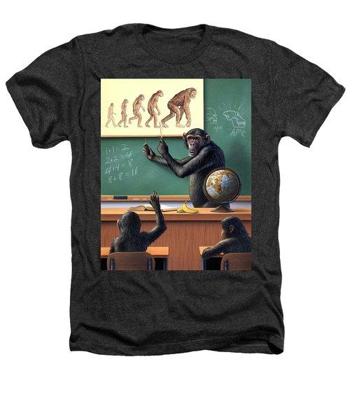 A Specious Origin Heathers T-Shirt by Jerry LoFaro