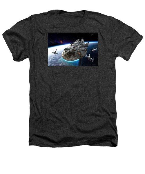 Afterburn Heathers T-Shirt