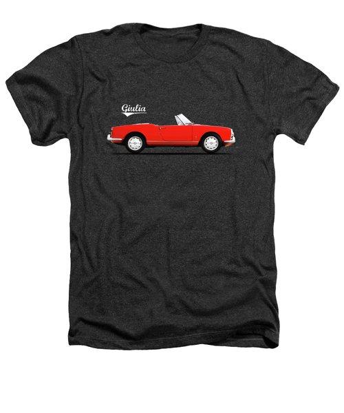 Alfa Giulia Spider 1964 Heathers T-Shirt