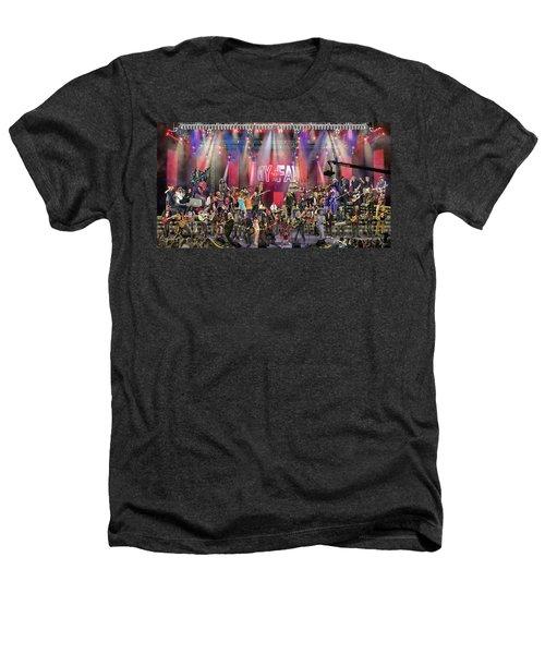 All Star Jam Heathers T-Shirt