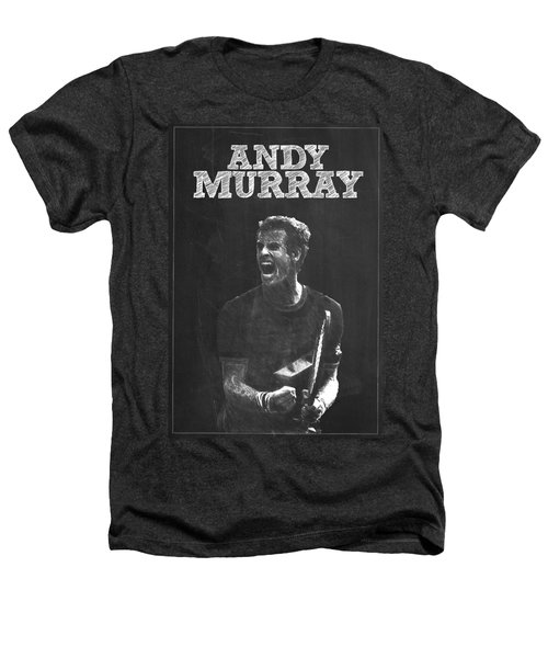 Andy Murray Heathers T-Shirt by Semih Yurdabak