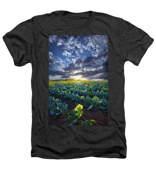 Ankle High In July Heathers T-Shirt