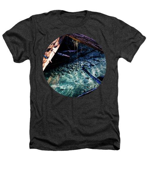 Aquamarine Heathers T-Shirt