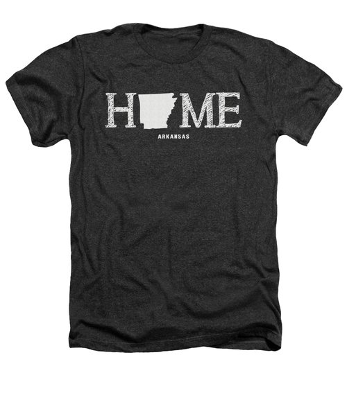 Ar Home Heathers T-Shirt by Nancy Ingersoll