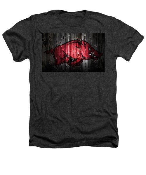 Arkansas Razorbacks 2a Heathers T-Shirt