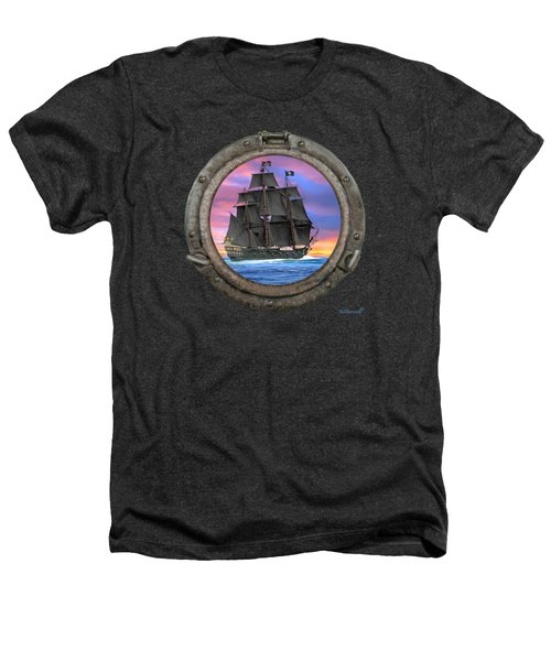 Black Sails Of The 7 Seas Heathers T-Shirt