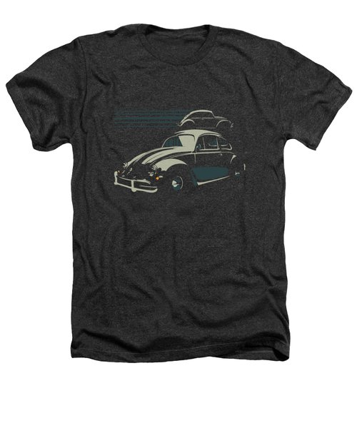 Vw Beatle Heathers T-Shirt