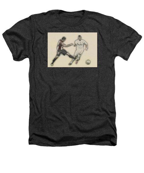 Athletic Club  Vs Real Madrid Heathers T-Shirt