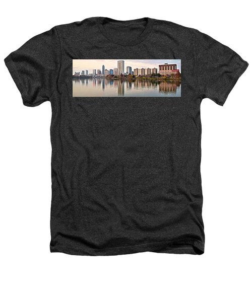 Austin Elongated Heathers T-Shirt by Frozen in Time Fine Art Photography