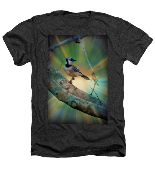 Baby Blue Heathers T-Shirt