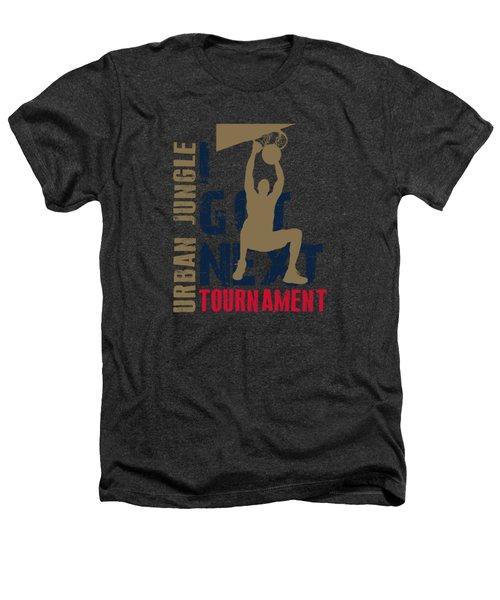 Basketball I Got Next 4 Heathers T-Shirt