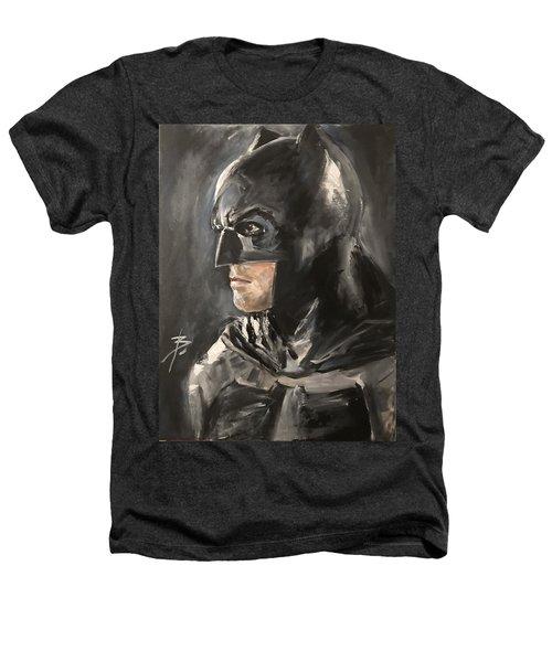 Batman - Ben Affleck Heathers T-Shirt