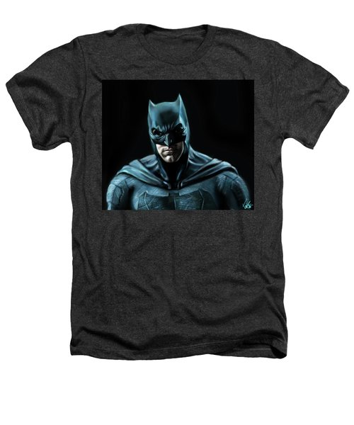 Batman Justice League Heathers T-Shirt