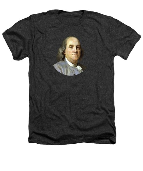 Benjamin Franklin Heathers T-Shirt by War Is Hell Store