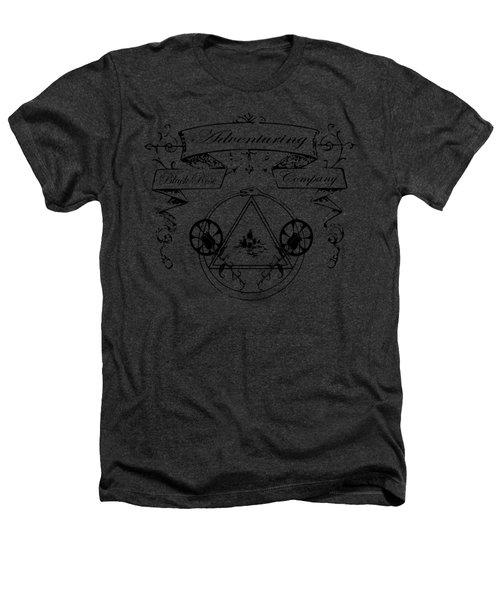 Black Rose Adventuring Co. Heathers T-Shirt