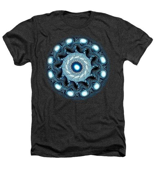 Blue Circle Heathers T-Shirt