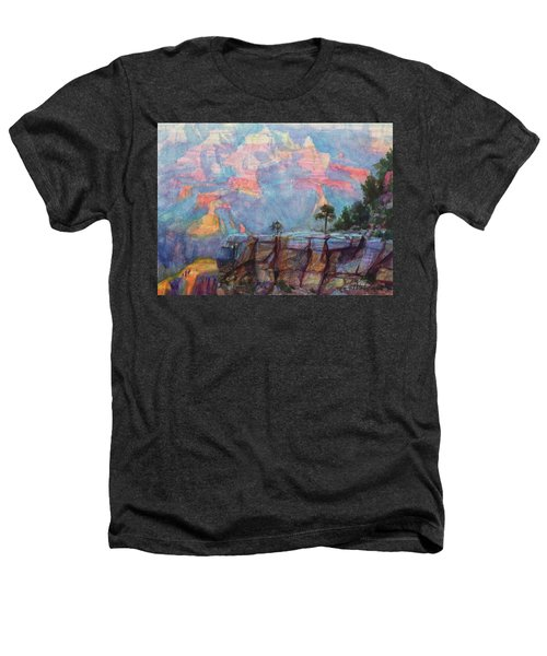 Blue Depths Heathers T-Shirt