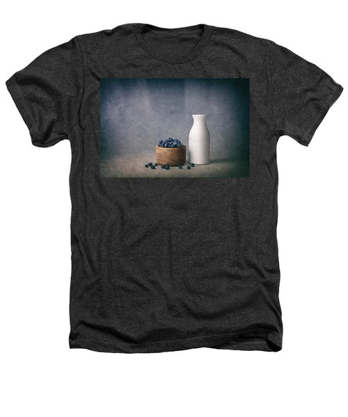 Blueberries And Cream Heathers T-Shirt
