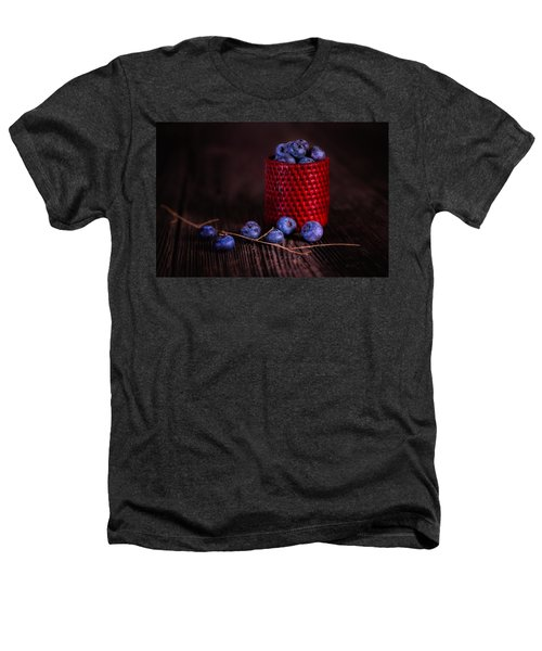 Blueberry Delight Heathers T-Shirt