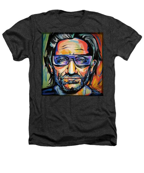Bono Heathers T-Shirt by Amy Belonio