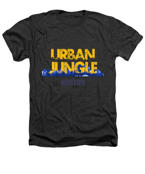 Boston Urban Jungle Shirt Heathers T-Shirt