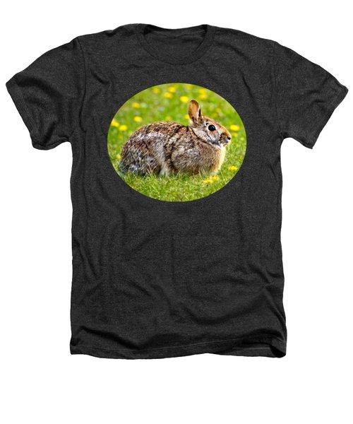 Bunny Rabbit Heathers T-Shirt