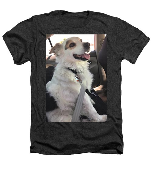 Buckle Up Heathers T-Shirt