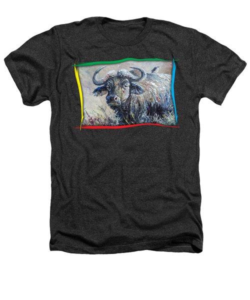 Buffalo And Bird Heathers T-Shirt