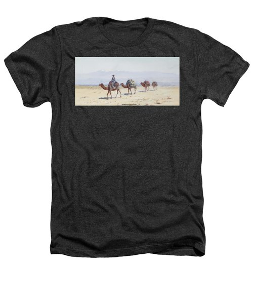 Cavalcade Heathers T-Shirt