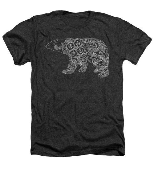 Celtic Polar Bear Heathers T-Shirt