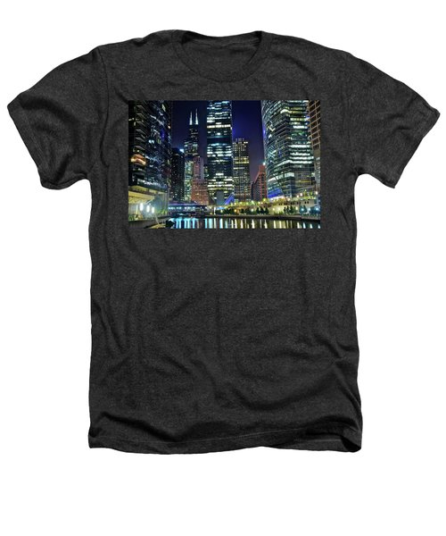 Chicago Towers 2017  Heathers T-Shirt