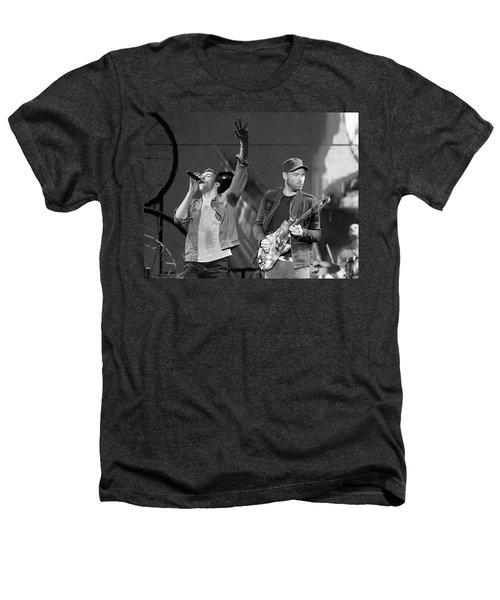 Coldplay 14 Heathers T-Shirt by Rafa Rivas