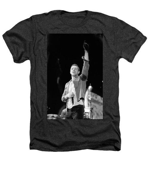 Coldplay 16 Heathers T-Shirt by Rafa Rivas